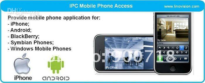 Dahua IPC Mobile phone Access