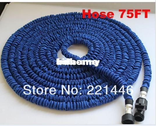 Free Shipping !! 75FT Garden water Hose expandable flexible hose Car wash water pipe water valve,with water gun (2).JPG